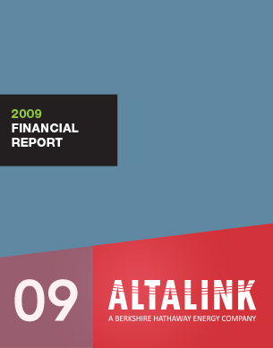 2009 Financial report